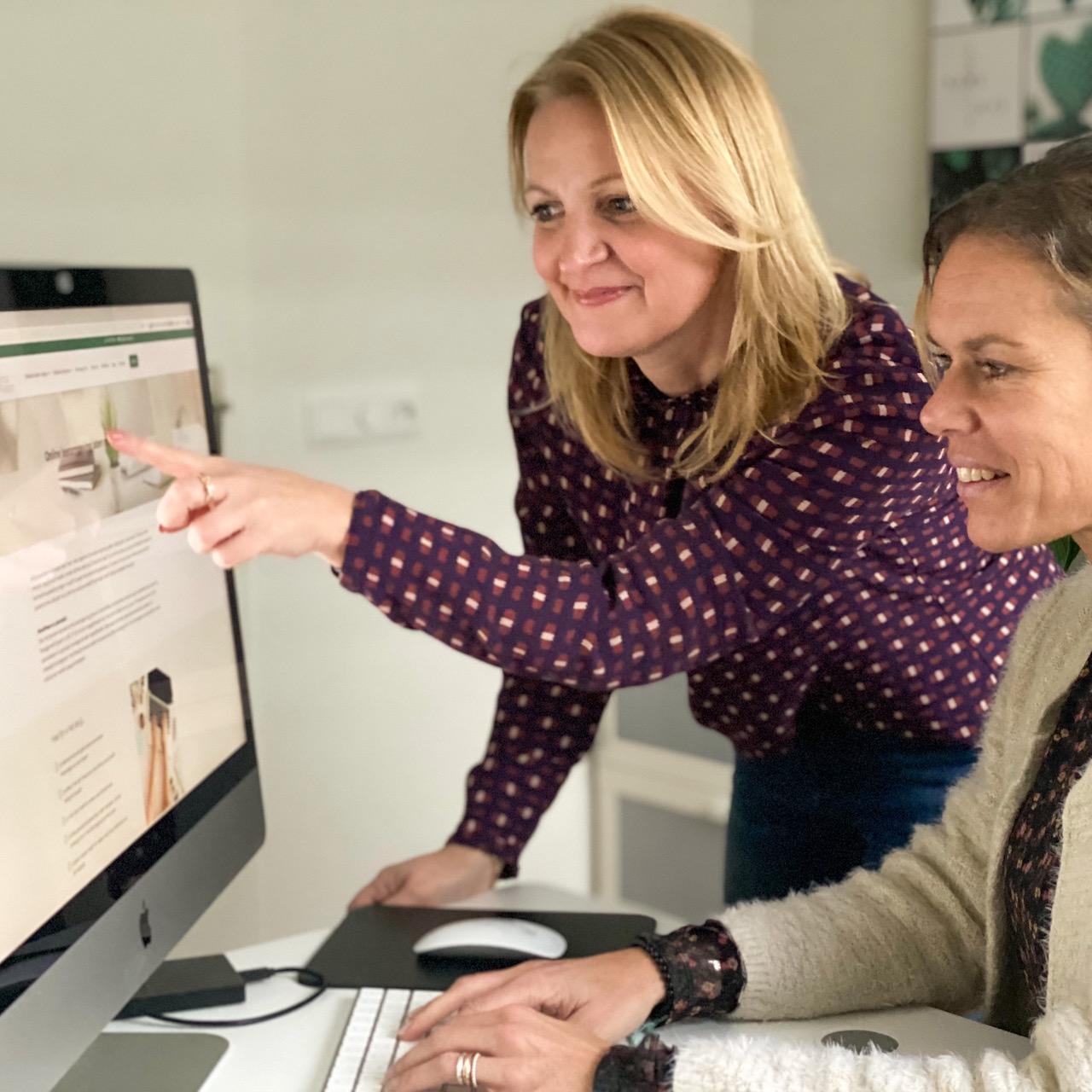 Website support Technisch virtual assistant
